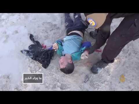 خان شيخون في تقرير جديد.. الأسد هو الفاعل