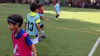 第406回 パルカップJr. U-7 決勝戦 パトリアFC vs ストロングタイプJr. 20171008
