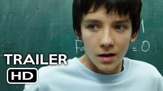 A Brilliant Young Mind Official Trailer #1 (2015) Asa Butterfield Drama Movie HD