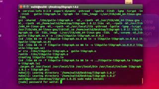 Installer Geany sous Ubuntu et compiler un code