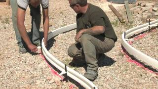 Forming Concrete with Plastic Forms thumbnail