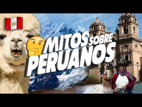 Los 12 mitos sobre Perú y su gente