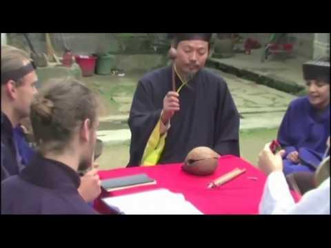 Wudang Kung Fu, Taoism and Tai Chi at Five Immortals Temple 武当白马山五仙庙