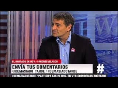 Demasiado Tarde 2017: Capitulo 116: Andres Velasco