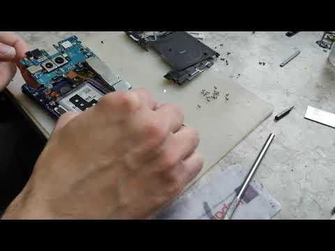 Galaxy Note 8/ Воскрешение убитого жизнью телефона. LDU донор