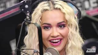 Rita Ora Interview with Morton in the Morning Video
