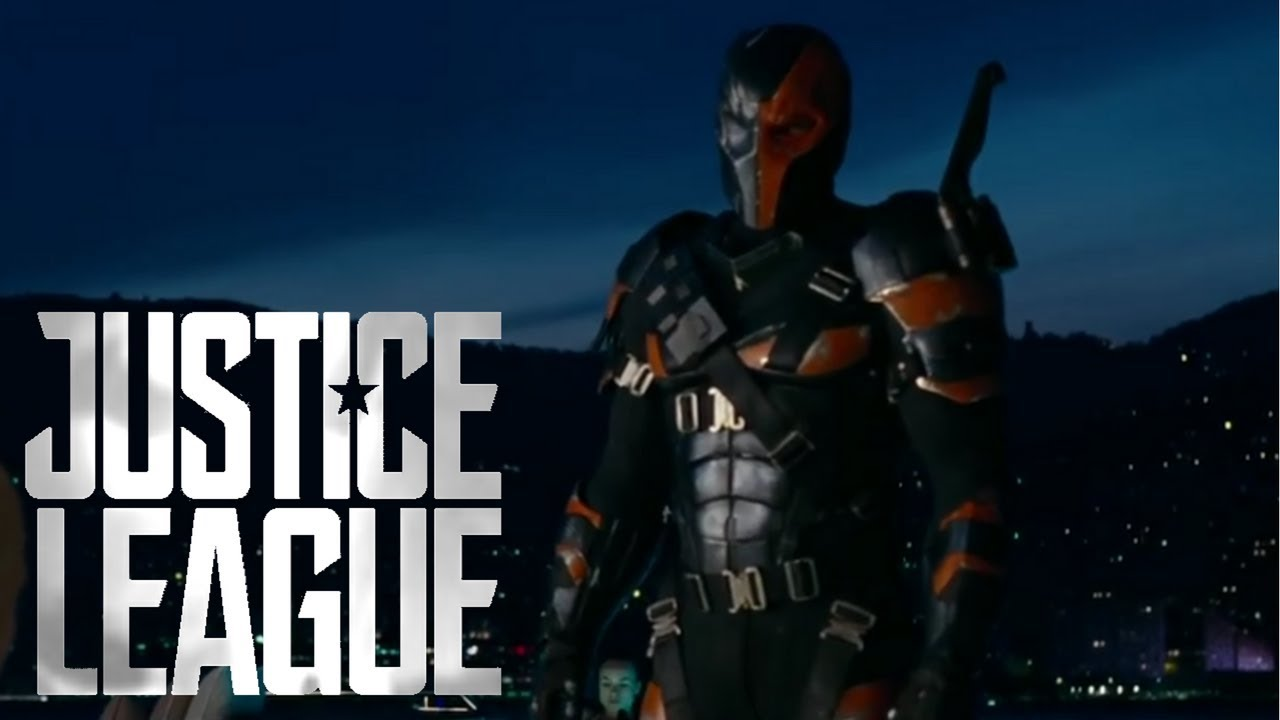 Justice League After Credits