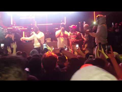 Kaaris Featuring Kalash Criminels - Arrêt Du Coeur En Live Du Palais De Tokyo