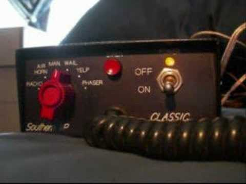 hqdefault southern vp classic sa450 siren demo youtube svp sa 450 wiring diagram at fashall.co
