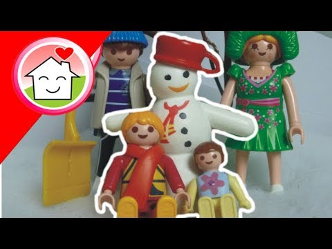 playmobil film deutsch wintereinbruch von family stories. Black Bedroom Furniture Sets. Home Design Ideas