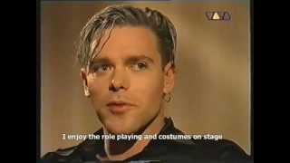 Repeat youtube video Rammstein - Who are they? (Full interview with english subtitles)