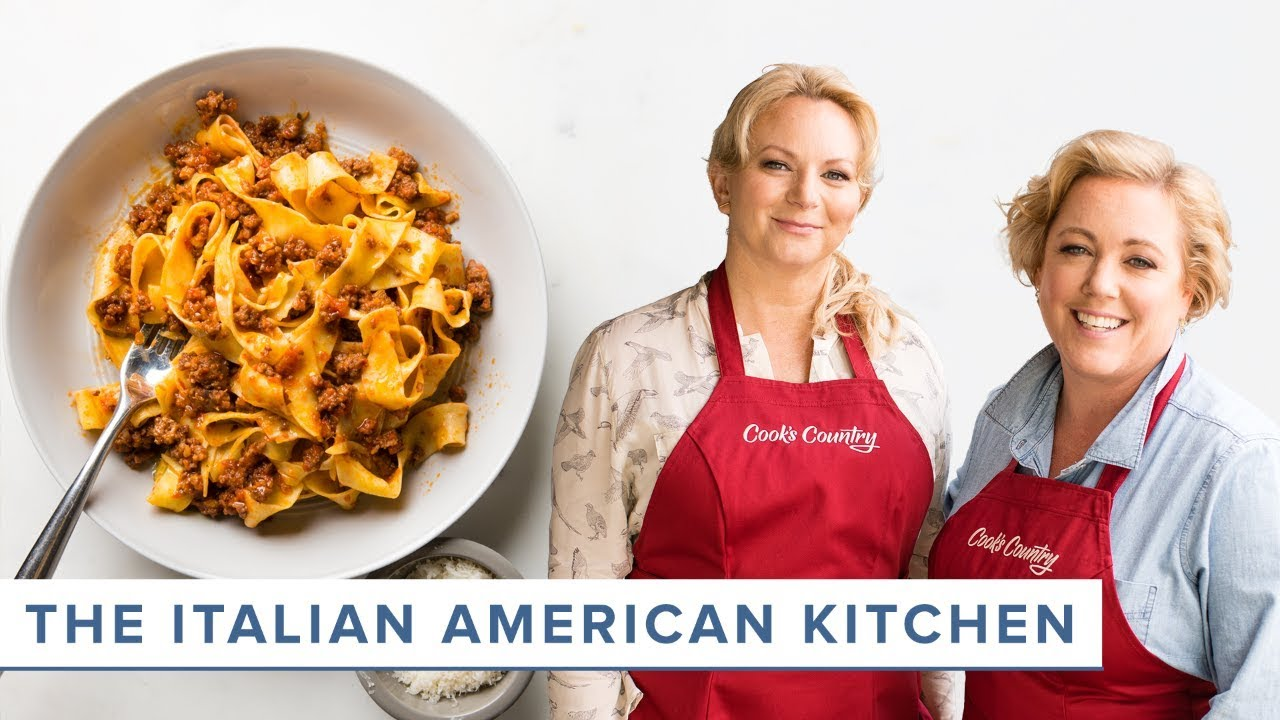America S Test Kitchen Ragu