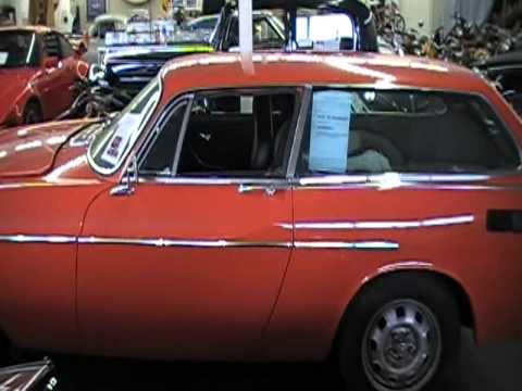 1973 Volvo P1800 ES For Sale - GR8 Sport Wagon!.MOD - YouTube