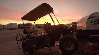 loading-a-golf-cart-in-a-truck-bed-full-time-rv-life