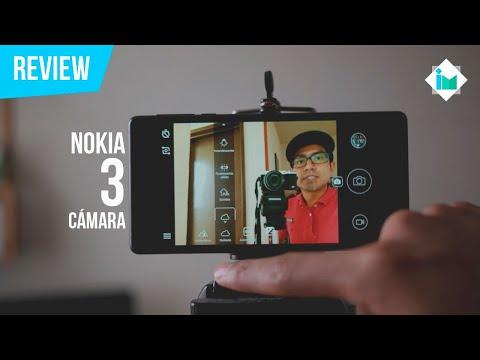 Nokia 3 - Review de cámara en español