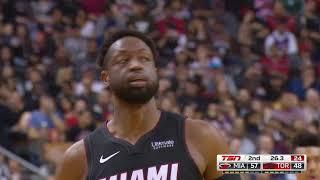 Miami Heat vs Toronto Raptors | April 7, 2019