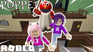 CAN WE ESCAPE PUPPET'S HOUSE?! / ROBLOX