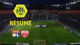 Olympique Lyonnais - Dijon FCO (3-3)  - Résumé - (OL - DFCO) / 2017-18