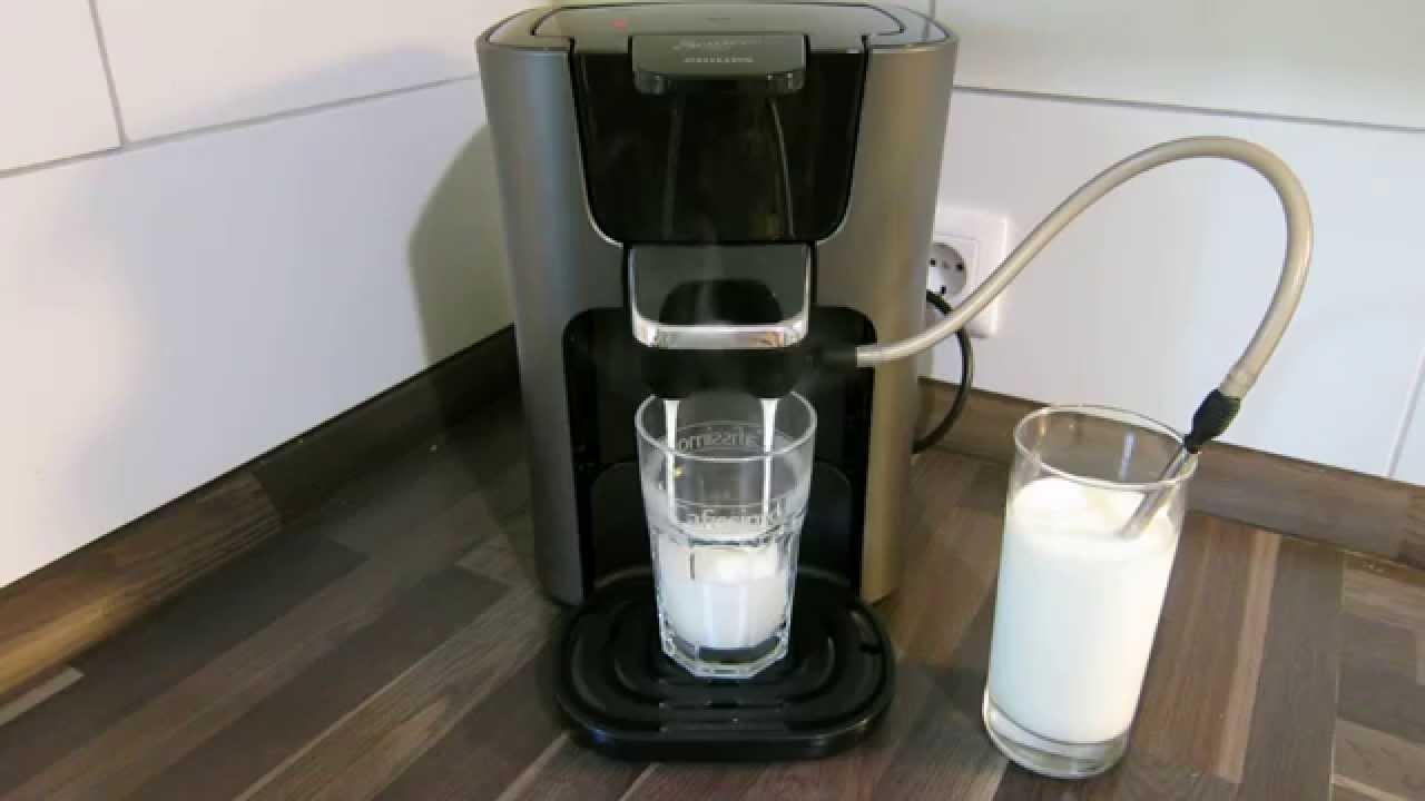 senseo latte duo hd7857 zubereitung latte macchiato. Black Bedroom Furniture Sets. Home Design Ideas