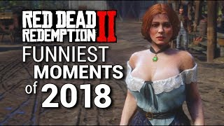 Red Dead Redemption 2 - Funniest Moments of 2018