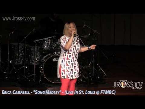 "James Ross @ Erica Campbell - ""Shackles / Heaven / My Last Tear Yesterday"" - www.Jross-tv.com"