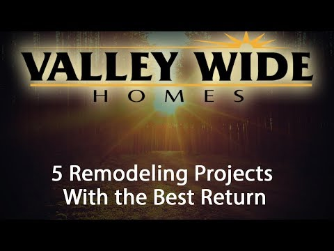 Fresno Real Estate Agent: Home Remodeling Projects With The Best ROI