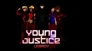 Young Justice:  Legacy - The B Gamer Review