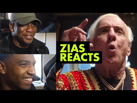21 Savage, Offset, Metro Boomin - Ric Flair Drip | ZIAS! Reacts