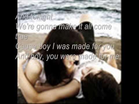 Maria Mena I was Made for loving you