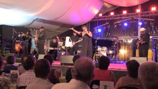 Irma Thomas - Forever Young (Bob Dylan cover) live @JazzAscona 2012