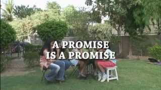 A PROMISE IS A PROMISE - Short Film By Rajeshwari Chauhan