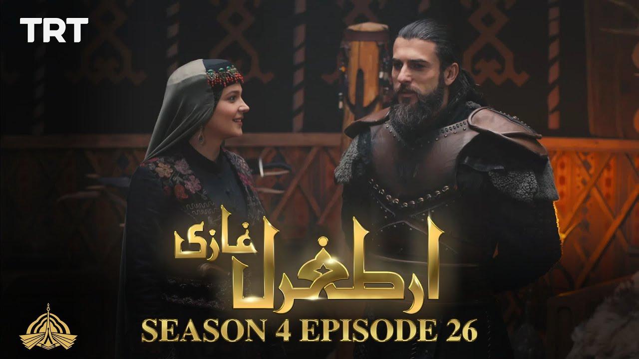 Ertugrul Ghazi Urdu | Episode 26| Season 4
