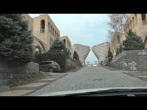Ереван, 23.02.20, Su, Новые районы с особняками, Video-1.