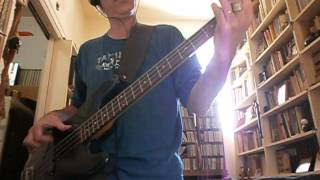 Nuclear - Mike Oldfield [Bass Cover]