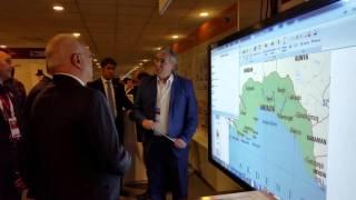 Ekonomi Bakanı Sn Mustafa Elitaş Pamukkale Teknokent Firması HNC Standında