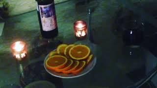Романтик, свидание, свечи, вино, интим.
