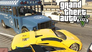 GTA 5 Online Mission: Bust Out - Droidd