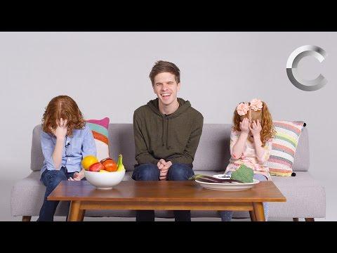 Kids Describe Color to a Blind Person | Kids Describe | Cut
