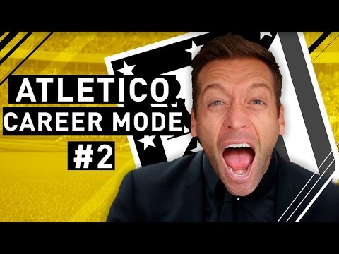 WHO SHOULD I SIGN?! - My First FIFA 17 Career Mode Ep. #2