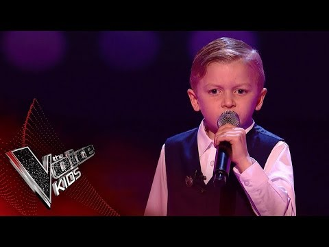 Shaney-Lee Performs Take Me Home Country Roads: Blinds 1 | The Voice Kids UK 2018