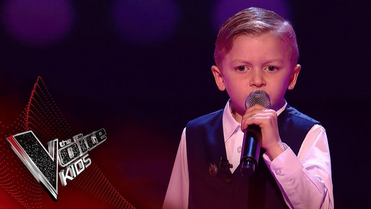 Shaney-Lee Performs 'Take Me Home Country Roads': Blinds 1 | The Voice Kids UK 2018