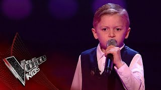 Shaney-Lee Performs &#39Take Me Home Country Roads&#39 Blinds 1 The Voice Kids UK 2018