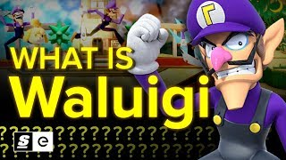 What is Waluigi? Why the Smash Community Embraced Nintendo