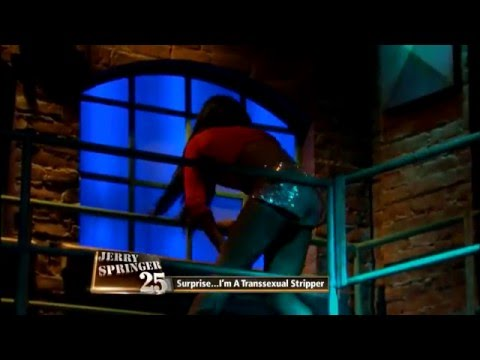 jerry springer extreme pics