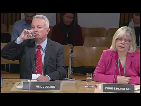Social Security Committee - Scottish Parliament: 15th December 2016
