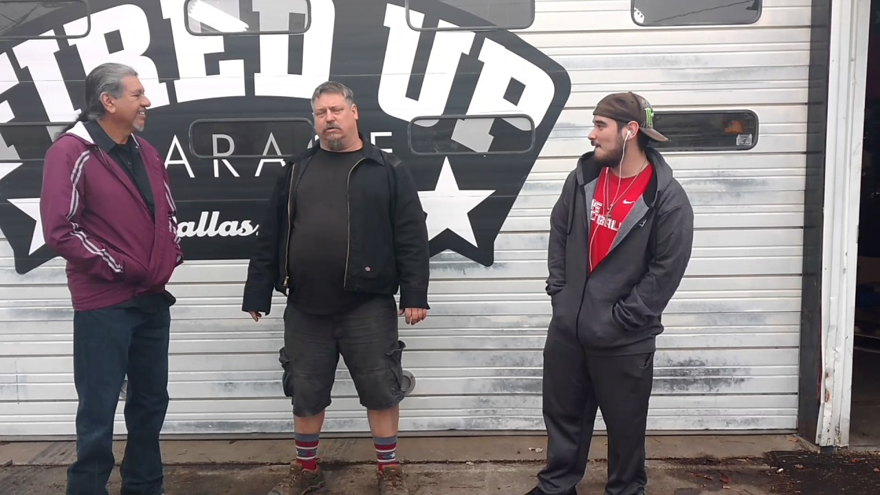 Fired Up Garage : Fired up garage youtube