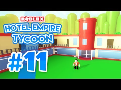 MOST EXPENSIVE HOTEL IN GAME - Roblox Hotel Empire Tycoon #11