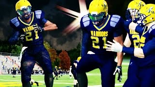 NCAA 14 Road to Glory Gameplay - Bridges Creation & Offensive Struggles - Flashback Bridges Ep. 2
