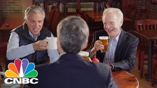 Huntsman, Lieberman Talk 'No Labels' In Politics | Speakeasy | CNBC