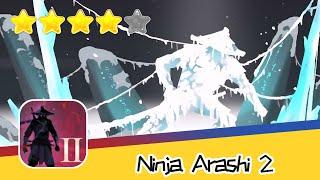 Ninja Arashi 2 Walkthrough Arashi into the shadow Recommend index four stars